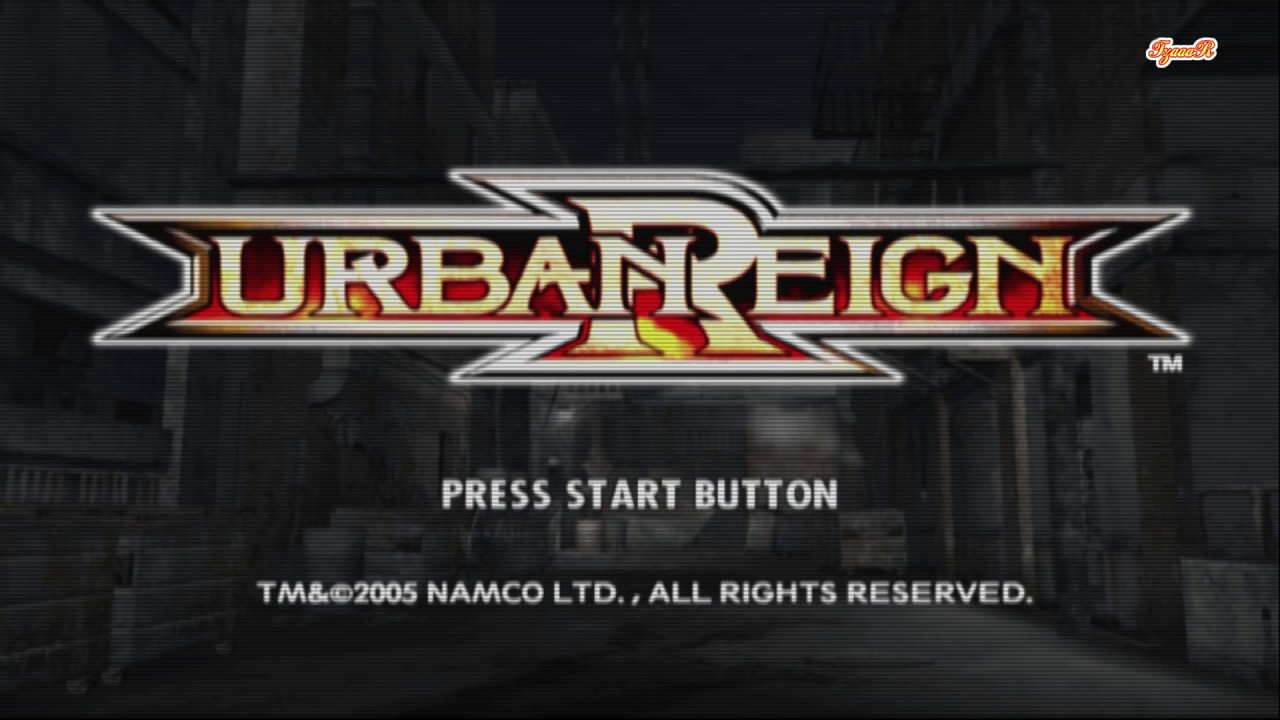 Urban Reign PS2 | Unlock All Player Cheat (Pal Version)