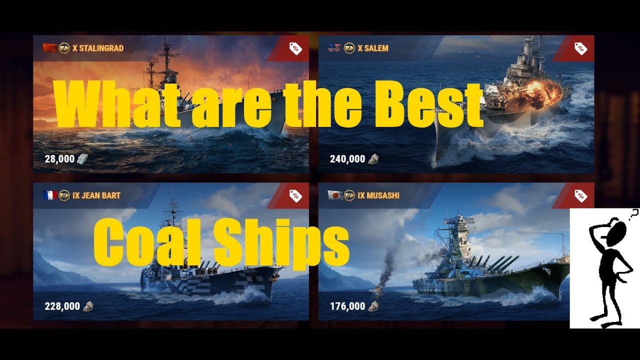 Zerra] What are the Best Coal ships ? Two new are on the way