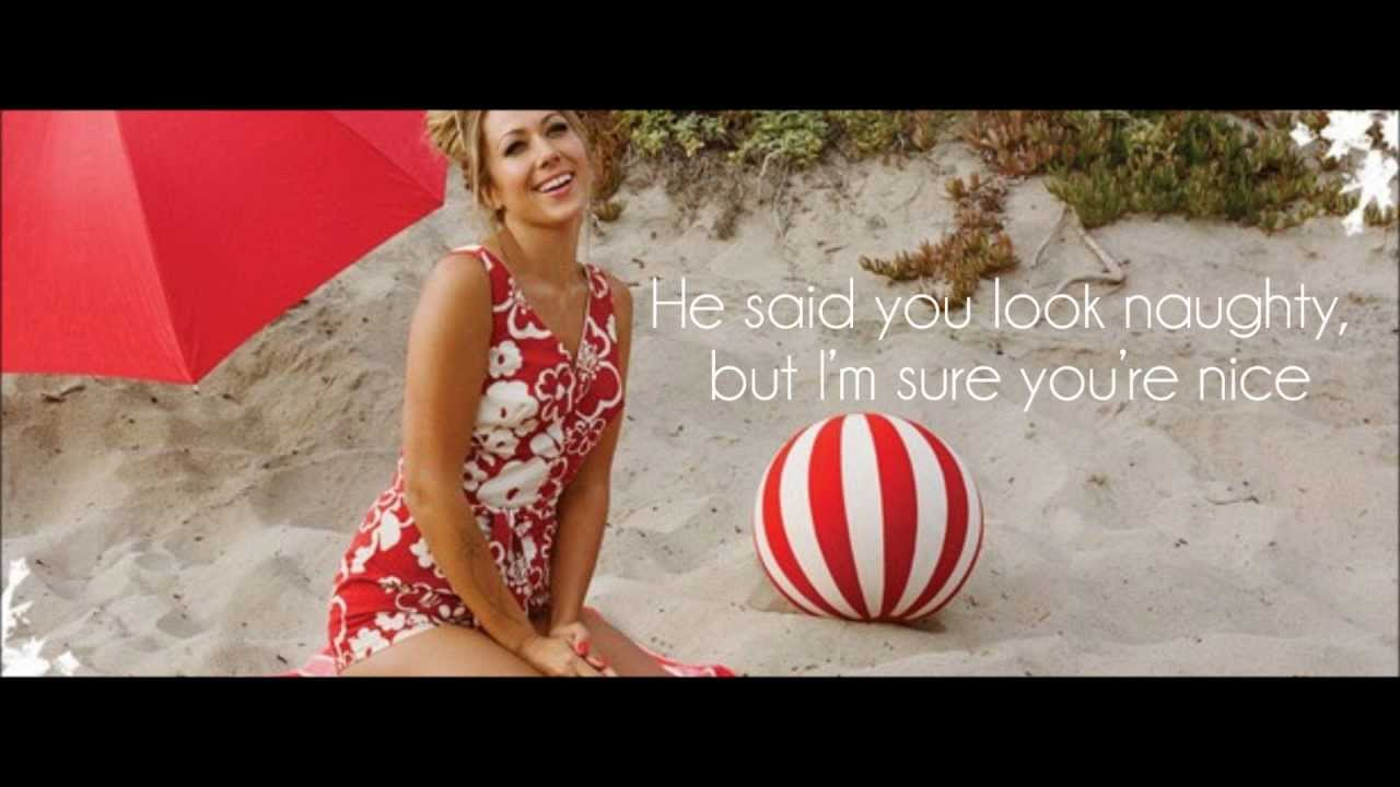 colbie caillat christmas in the sand lyrics - Colbie Caillat Christmas