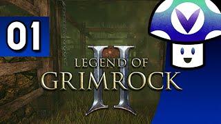 [Vinesauce] Vinny - Legend of Grimrock 2 (part 1)