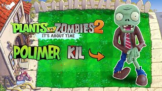 PvZ Zombi ve Beyinler!!! 🧠 Polimer Kil Çalışması | PvZ Zombie and BRAINZZZ! 🧠 Polymer Clay Tutorial