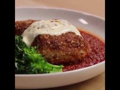 Chicken Parm with Broccoli