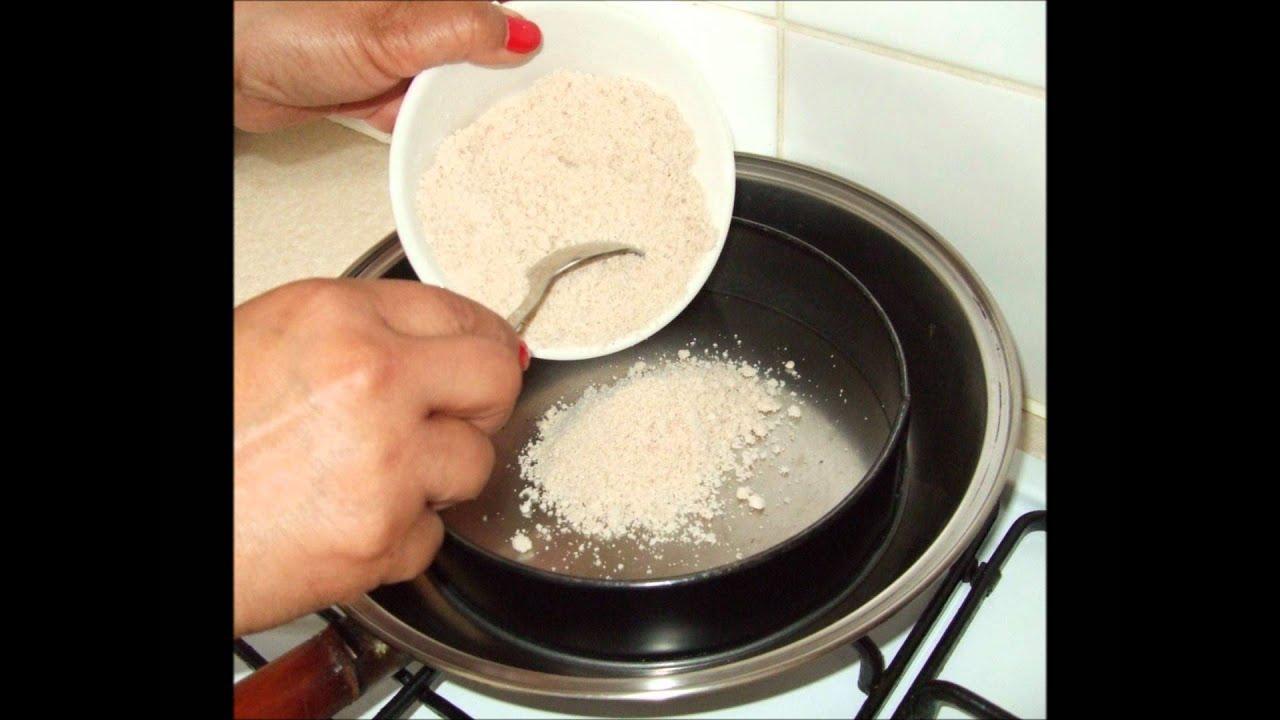 Make Indigenous Cassava Bread - YouTube