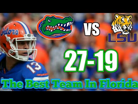 Florida vs. LSU: Gameday information, odds, stream, and stories for Week 7