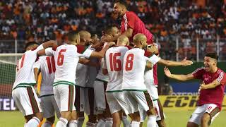 News Update Morocco qualify for the 2018 World Cup 12/11/17