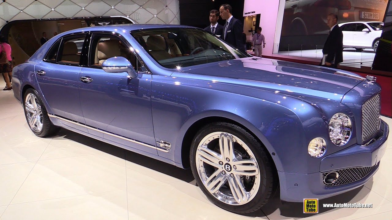 2015 bentley mulsanne exterior and interior walkaround 2014 2015 bentley mulsanne exterior and interior walkaround 2014 paris auto show youtube vanachro Images