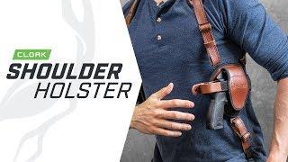 Cloak Shoulder Holster For Concealed Carry - Alien Gear Holsters