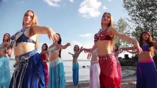 Восточная страсть. Танец живота Новосибирск Школа танцев My Dance Грицаева Виктория Belly Dance
