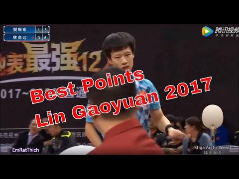 Best Points Lin Gaoyuan 2017