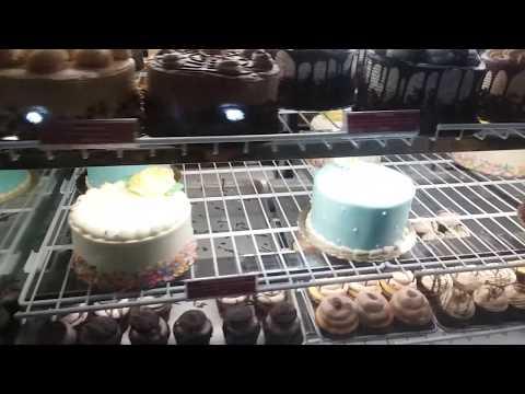 Tour in the Carlos bake shop in las Vegas