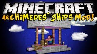 Minecraft: Archimedes