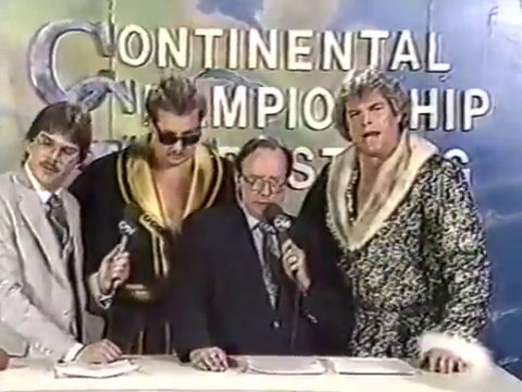 Continental Wrestling 3/12/88 PWTW Highlight