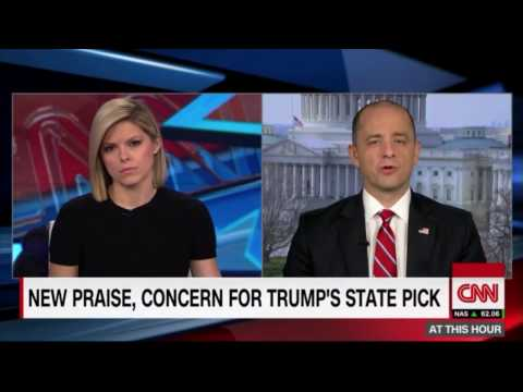 Evan McMullin Discusses The Good and The Bad Picks Of The Trump Transition Team
