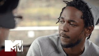 Kendrick Lamar Still Feels Anger & Hatred On