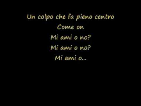 ti sento lyrics.wmv