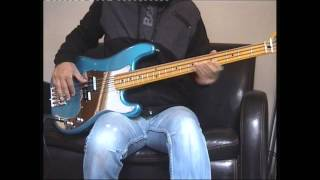 Iron Maiden - Children of the Damned Bass cover