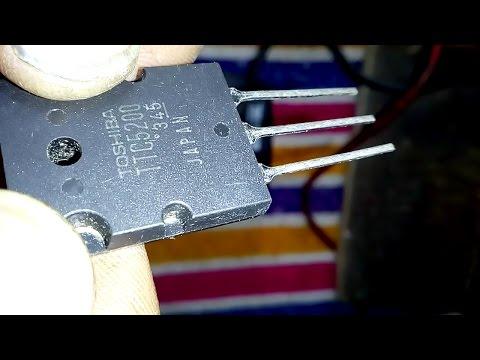 TTC5200, High Power Amplifier Transistor
