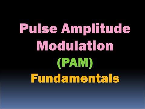 Pulse Amplitude Modulation (PAM) Fundamentals [HD]