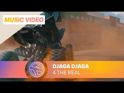 DJAGA DJAGA - 4 THE REAL (PROD. CHAHID)