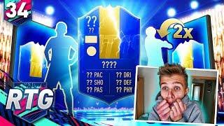 OMG! 2X TOTS z RZĘDU! & MEGA CZERWONY TRAF! | FIFA 19 Ultimate Team RTG [#34]