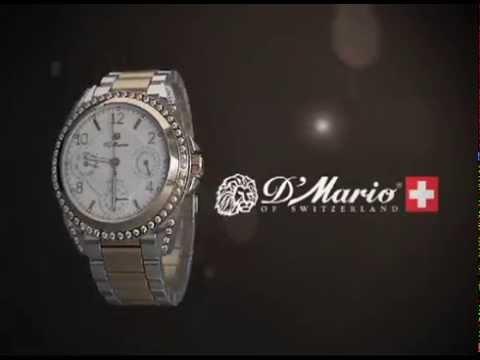 Relojes D'Mario - YouTube 4610a7f4aec5