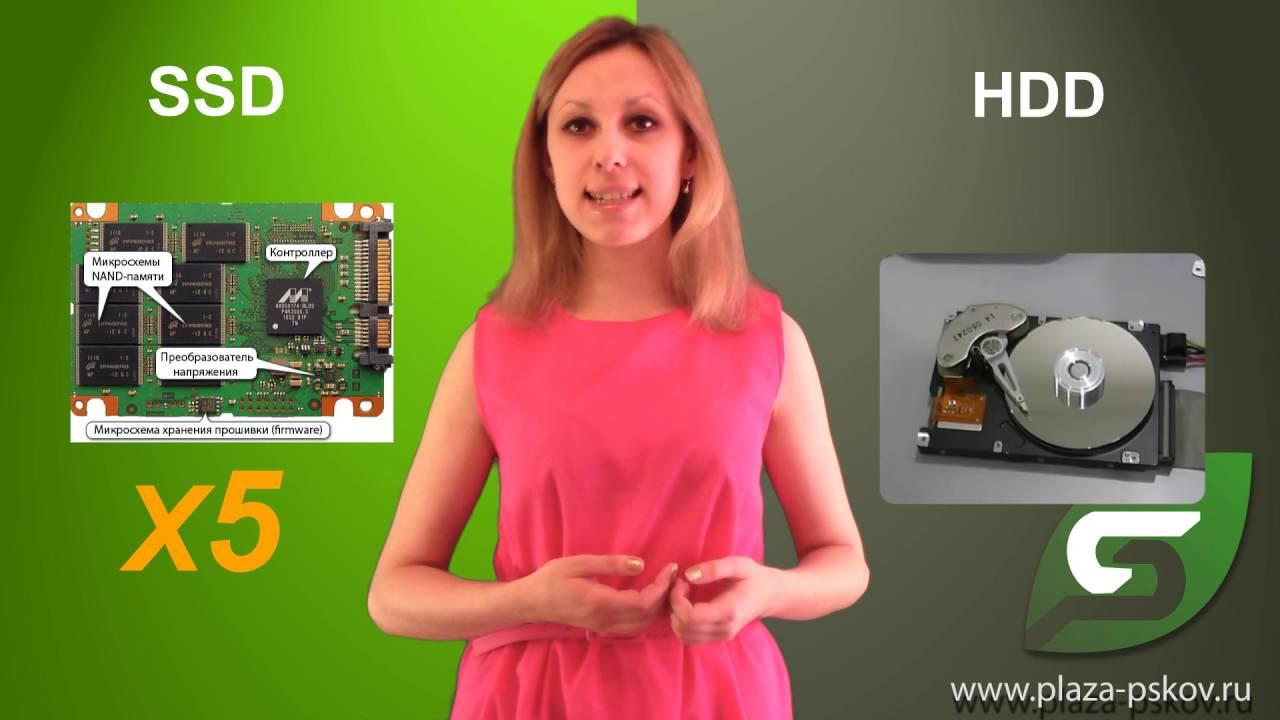 Что такое SSD что он дает и зачем нужен - Проще говоря #5 - YouTube