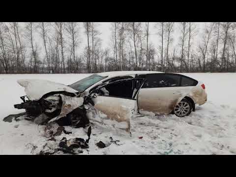Четыре человека погибли и пять пострадали в ДТП под Оренбургом