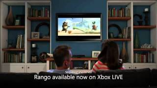 Xbox LIVE -- Control your entertainment with your voice - Trailer
