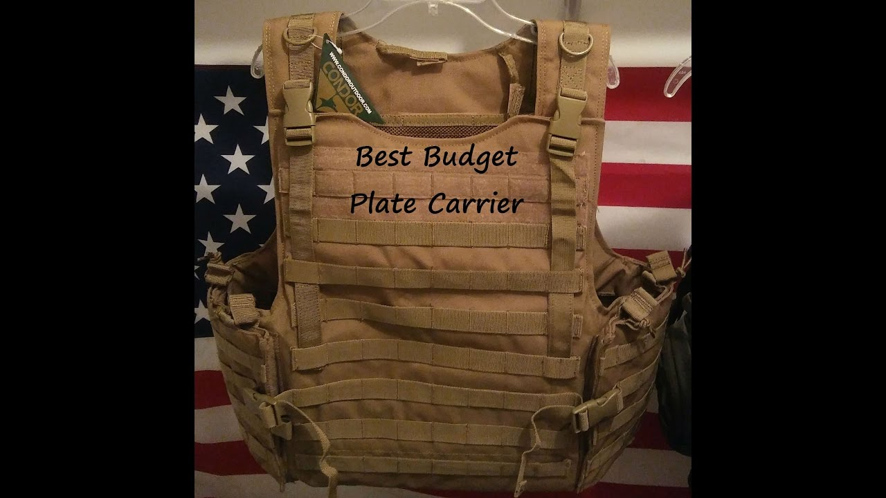 Best Budget Plate Carrier Youtube