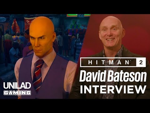 David Bateson on Being Agent 47 For 19 Years