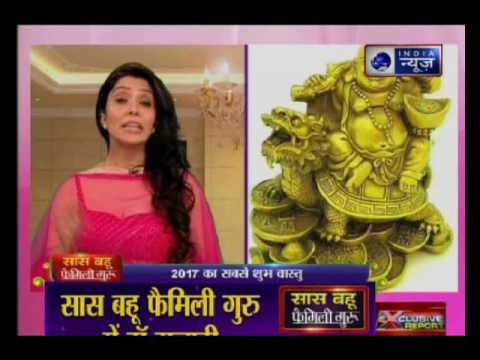Saas, Bahu And Family Guru With Jai Madaan On India News (29th December 2016)