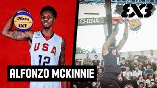 Alfonzo McKinnie of the Golden State Warriors shares his 3x3 story!