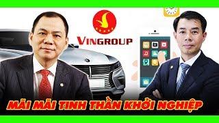 Ngoài Vinfast, Vinsmart, Vingroup Chi Nghìn Tỷ Hỗ Trợ Các Startup | Phỏng Vấn CEO Nguyễn Việt Quang