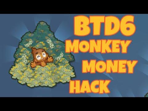 BLOONS TD 6 MONKEY MONEY HACK - YouTube