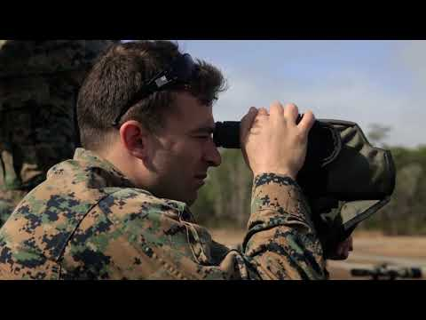Watch these force recon Marines train with long guns