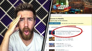 THE WORST ROCKET LEAGUE GOALS I HAVE EVER SEEN!