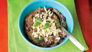 Quinoa Black Bean Stew