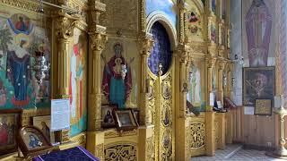Молитва во время губительного поветрия и смертоносные язвы, 1 апреля 2020 год г. Черноморск