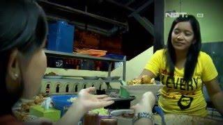 NET24 - Nasi Pecel Kuah Rawon di Malang