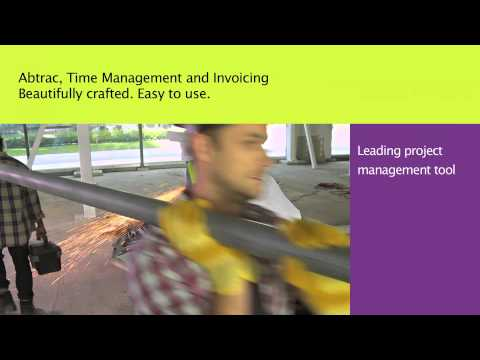 Abtrac Time Management and Invoicing, and MYOB