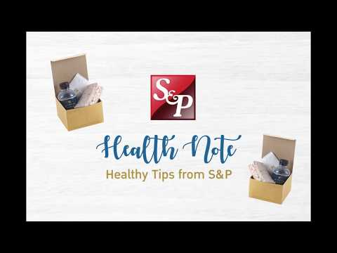 S&P Food Society Ep.6 Health Note