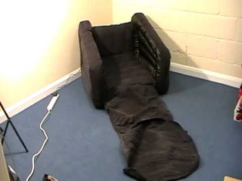 Intex One Person Inflatable Pull Out Chair