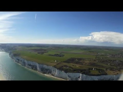 FPV across the English Channel