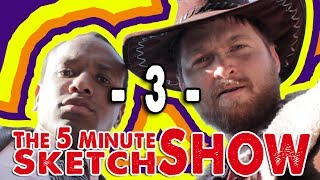 Day Walker Texas Ranger | 5 Minute Sketch Show: S1-E3