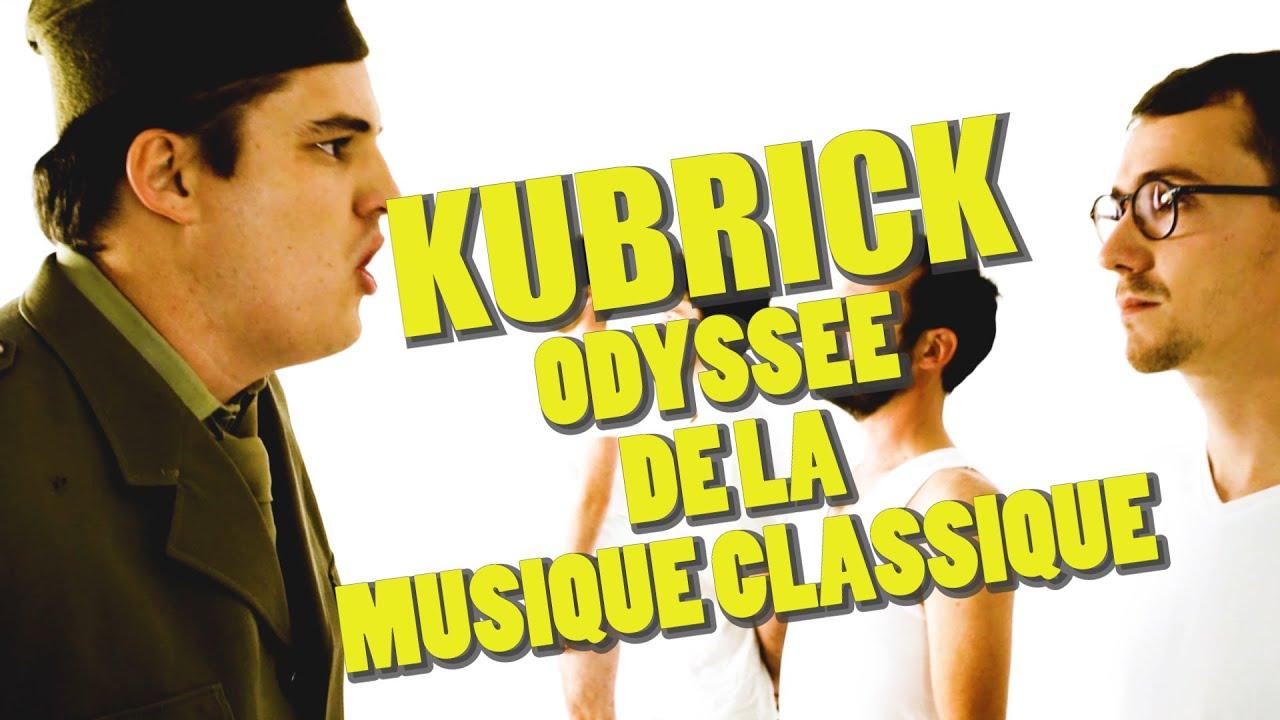 KUBRICK : Odyssée de la Musique Classique