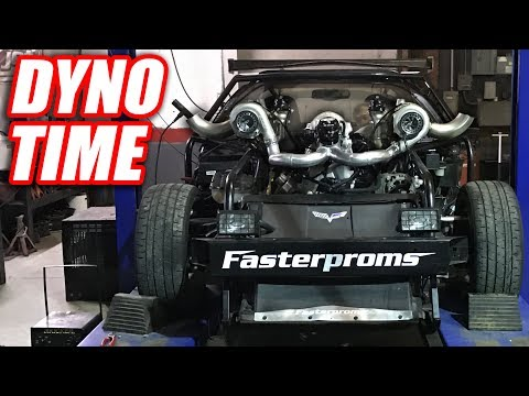 Turbocharging Leroy Ep.5 - Dyno Day (Problematic Boost)