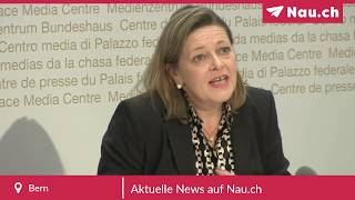LIVE: Die CVP nominiert Viola Amherd und Heidi Z'graggen