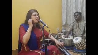 SOHINI ROY CHOUDHARY Facebook Live Performance 8 Des