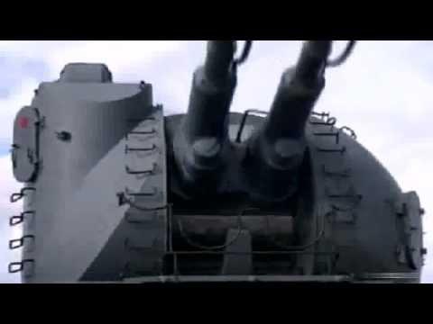 AK-130 Naval Gun