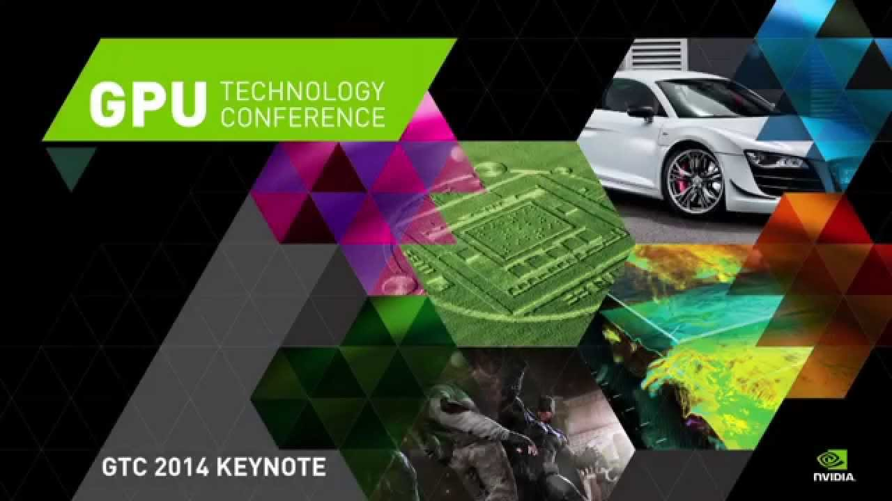 GPU Technology Conference 2014: Machine Learning Demo (part 4) GTC